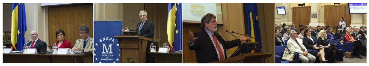 Strategica Conference Bucharest CM-NUPSPA